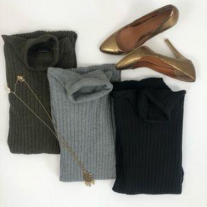 3 Moda International Sweater Dresses